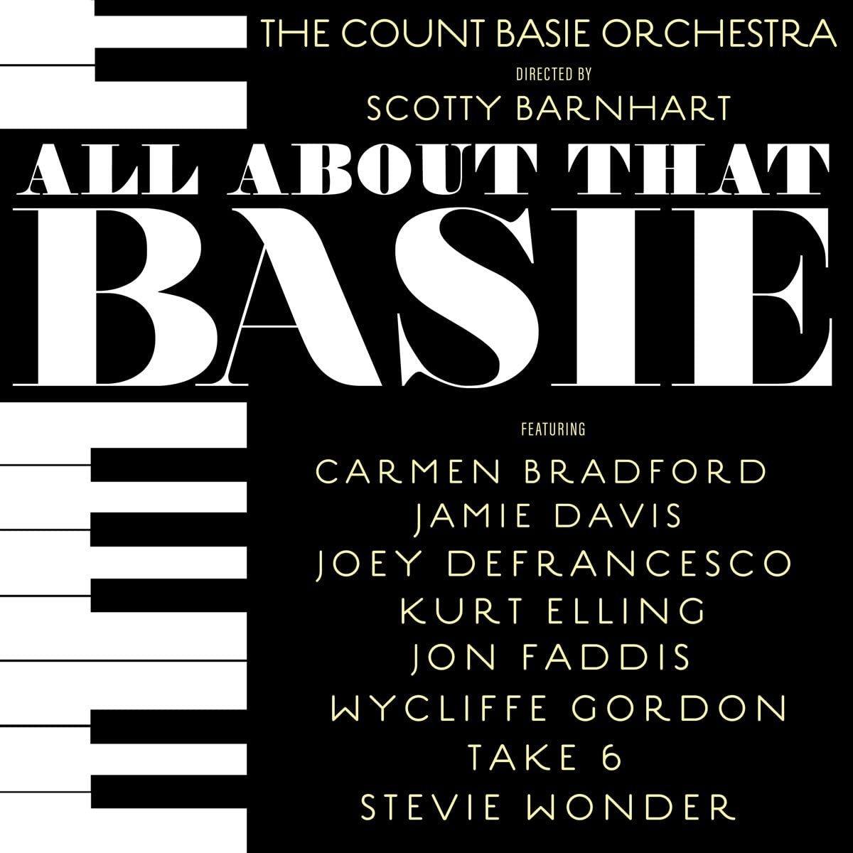 Review of The Count Basie Orchestra Directed by Scotty Barnhart: All About That Basie