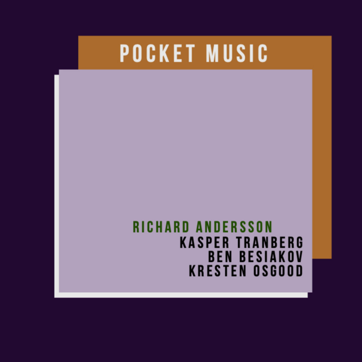 Review of The Richard Andersson Quartet: Pocket Music