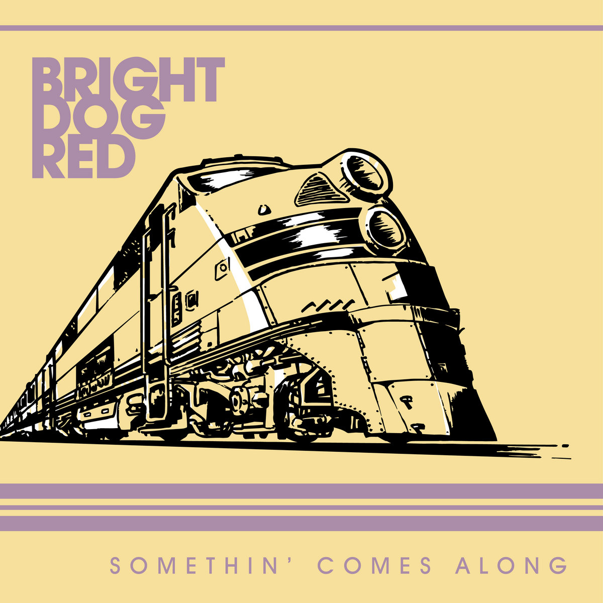 Review of Bright Dog Red: Somethin' Comes Along