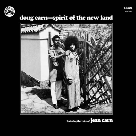Review of Doug Carn Featuring the Voice of Jean Carn: Spirit of the New Land