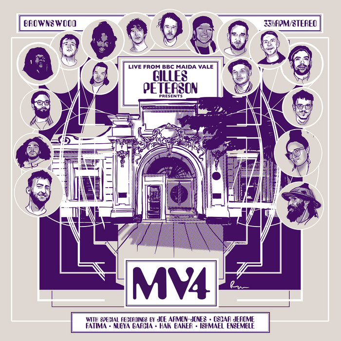 Review of Various Artists: Gilles Peterson Presents: MV4