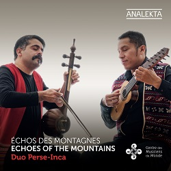 Review of Echoes of the Mountains