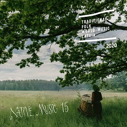 Review of Native Music 15: Traditional, Folk & World Music from Latvia
