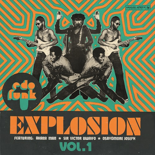 Review of Edo Funk Explosion Vol 1