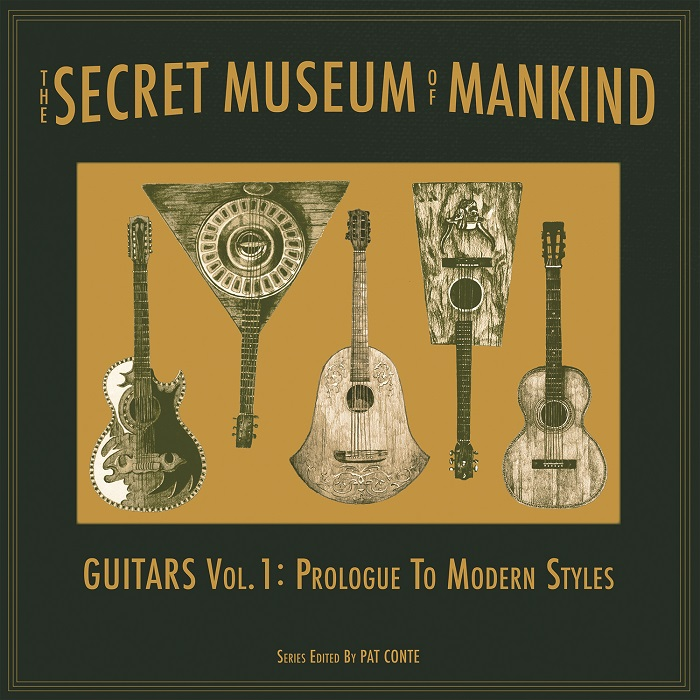 Review of The Secret Museum of Mankind – Guitars Vol 1: Prologue to Modern Styles